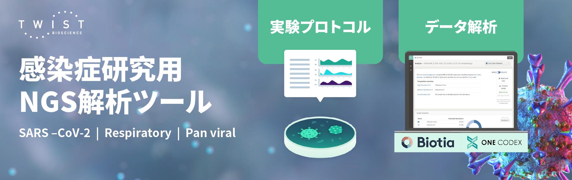 キャプチャベース、新型コロナウイルス、次世代シーケンス、NGS、アンプリコン、PCR、RT-PCR